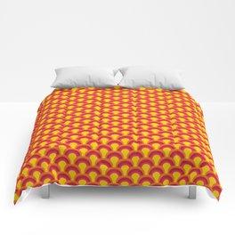 Dragon Fire Skin Comforters