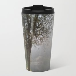 Foggy Horizons Travel Mug