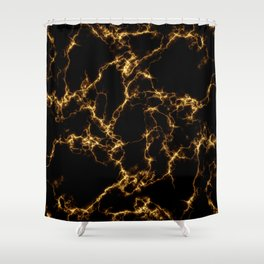 Elegant Marble Style3 Shower Curtain
