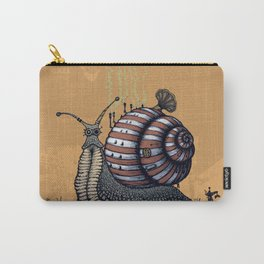 Snail level 2 Carry-All Pouch