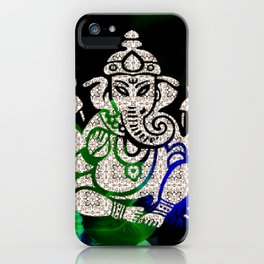 Zen Strength iPhone Case