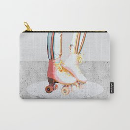 Skating #illustration #lifestyle Carry-All Pouch
