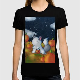 Ghost in the Pumpkins T-shirt