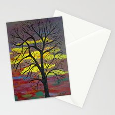 Tall tree Stationery Cards
