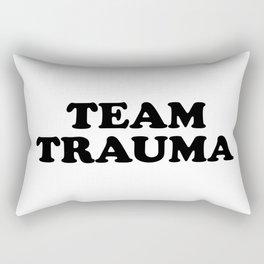 TEAM TRAUMA Rectangular Pillow