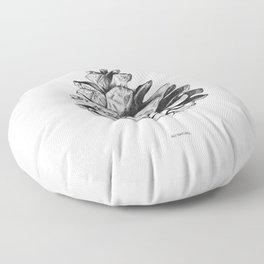 Au Naturel Floor Pillow