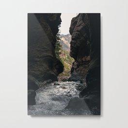 The Rush - Ouray, CO. Metal Print