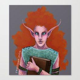 Artagan the Arch-Fey Canvas Print