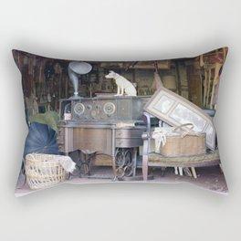 RCA Dog Rectangular Pillow