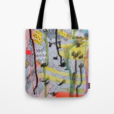 One, two, three Tote Bag