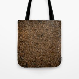 Needle Carpet Two Tote Bag