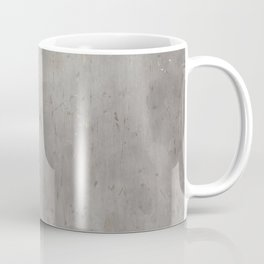 Dirty Bare Concrete Coffee Mug