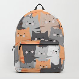 Cats Cats Cats Backpack