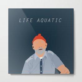 The life aquatic Metal Print