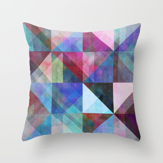 Graphic 83 X Throw Pillow