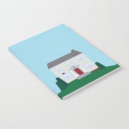 Daily Orange House Notebook