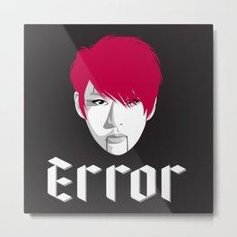 VIXX - ERROR - LEO Metal Print