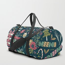 Christmas Joy Duffle Bag