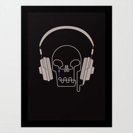 This is Punk Rock. Art Print