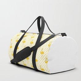 Yellow Flamingo  - Bird Duffle Bag