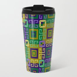 Geometric pattern #023 Travel Mug