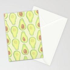 Avocados Stationery Cards
