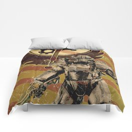 Fallout 4 - Brotherhood of Steel recruitment flyer Comforters