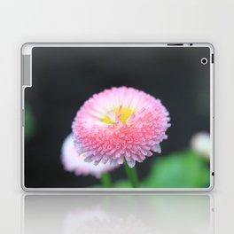 Kayla's Pink Flower Laptop & iPad Skin