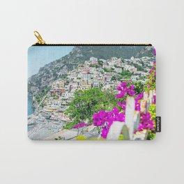 Positano, Amalfi Coast, Italy Carry-All Pouch