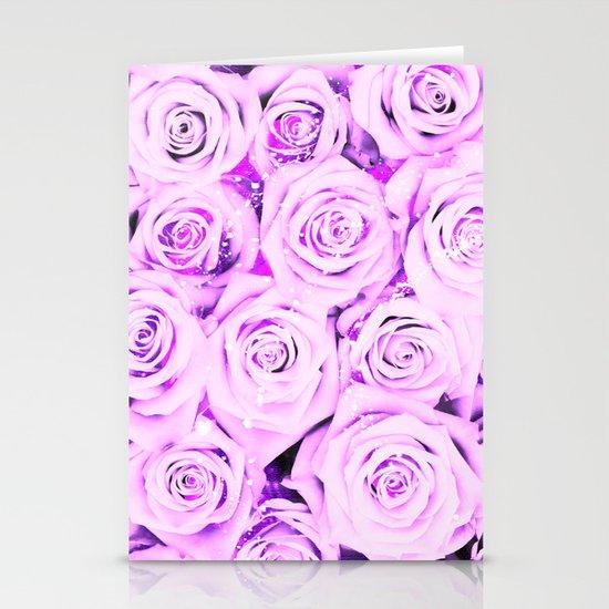 VELVET ROSES - For IPhone - Stationery Cards