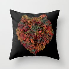 Wolf (Lone) 3.0 Throw Pillow