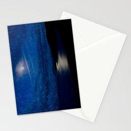 Star struck sky Stationery Cards