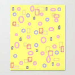 pattern Y1 Canvas Print
