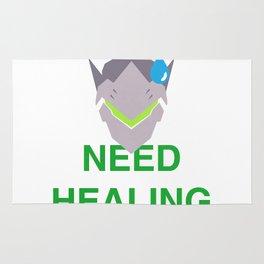 Need Healing genji Rug