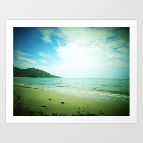 Daintree Rainforest Art Print