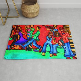 Groove Session Rug