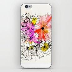 Art Limbo iPhone & iPod Skin