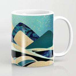 Emerald Evening Coffee Mug