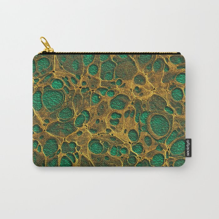 Golden Marble 04 Carry-All Pouch
