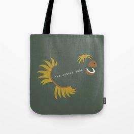 The Jungle Book - Alternative Movie Poster Tote Bag