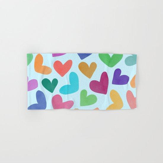 Lovely Pattern III Hand & Bath Towel