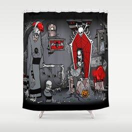 STYCHIN HYDE Shower Curtain