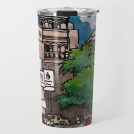 Philippines : Santa Cruz Church Travel Mug