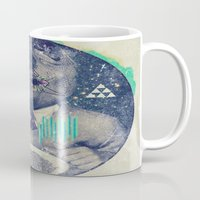 twilight Mugs featuring TWILIGHT by Steven Kline