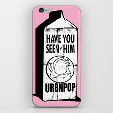 Have you seen him iPhone Skin