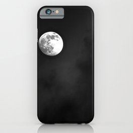 Summer Moon iPhone Case
