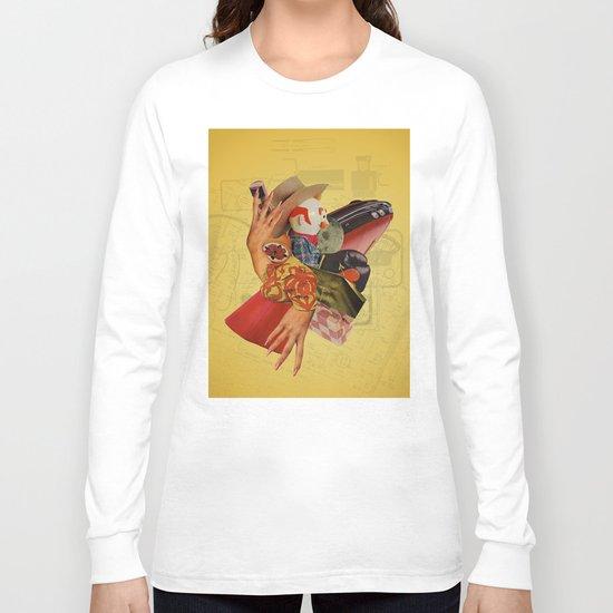 The Most Polite Restraint Long Sleeve T-shirt