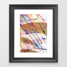 Mood Study (I) - Happy Framed Art Print