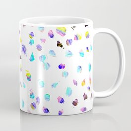 Paint Daubs Coffee Mug