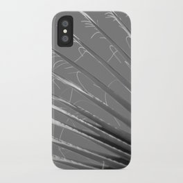 Old Palm iPhone Case